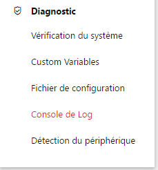 Fichier:Accès outils Log Viewer Piwik.png